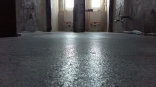 Lité cementové podlahy